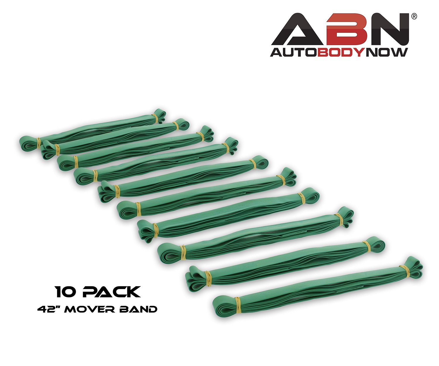 """ABN Extra Large Rubber Bands 10 Pack 42/"""" Inches Giant Rubber Bands Heavy Duty Moving Supplies"""