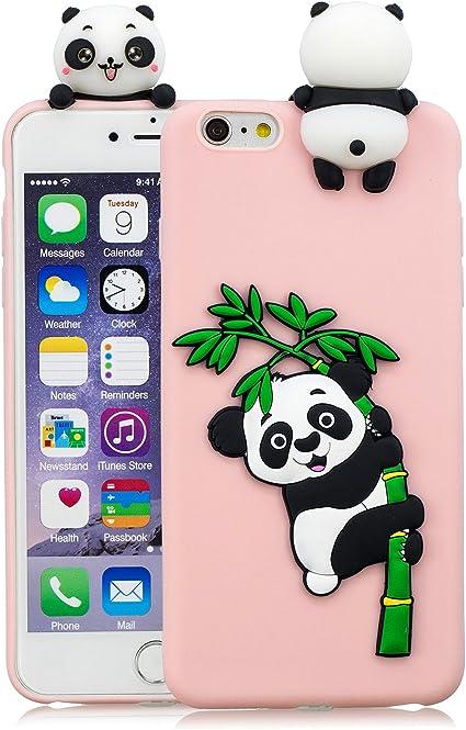 HopMore Compatible con Funda iPhone 6S / 6 (4.7 Inch) Silicona ...
