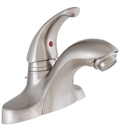 LDR 950 22204BN Exquisite Bathroom Faucet, Single Lever Handle ...