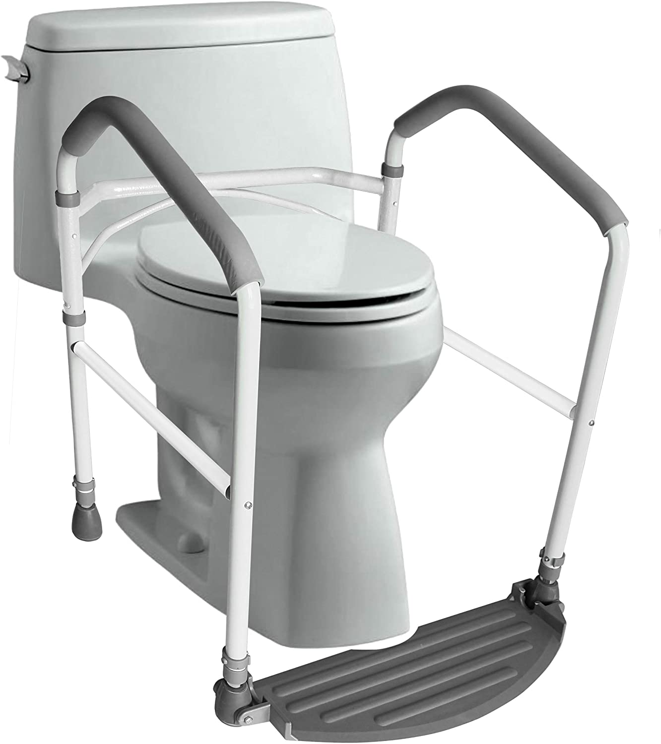 best toilet safety rails: RMS Toilet Safety Frame & Rail Detailed Review