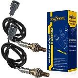Kwiksen Downstream Left Right Oxygen Sensor O2 Sensor 2, 234-4048 for 2001-2003 Toyota RAV4 2.0L (Pack of 2)
