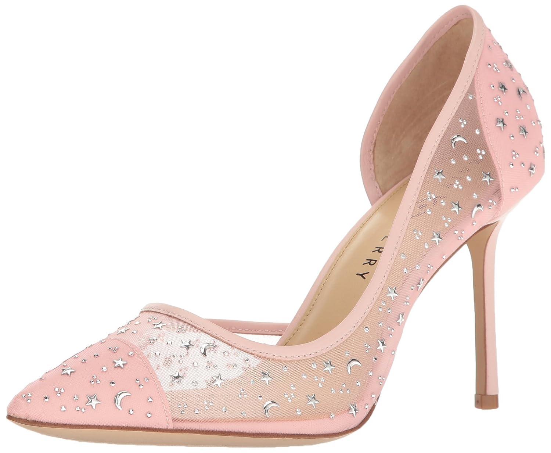 Katy Perry Women's Anne Pump B01MZ24FFF 9 B(M) US|Pink/Soft Pink