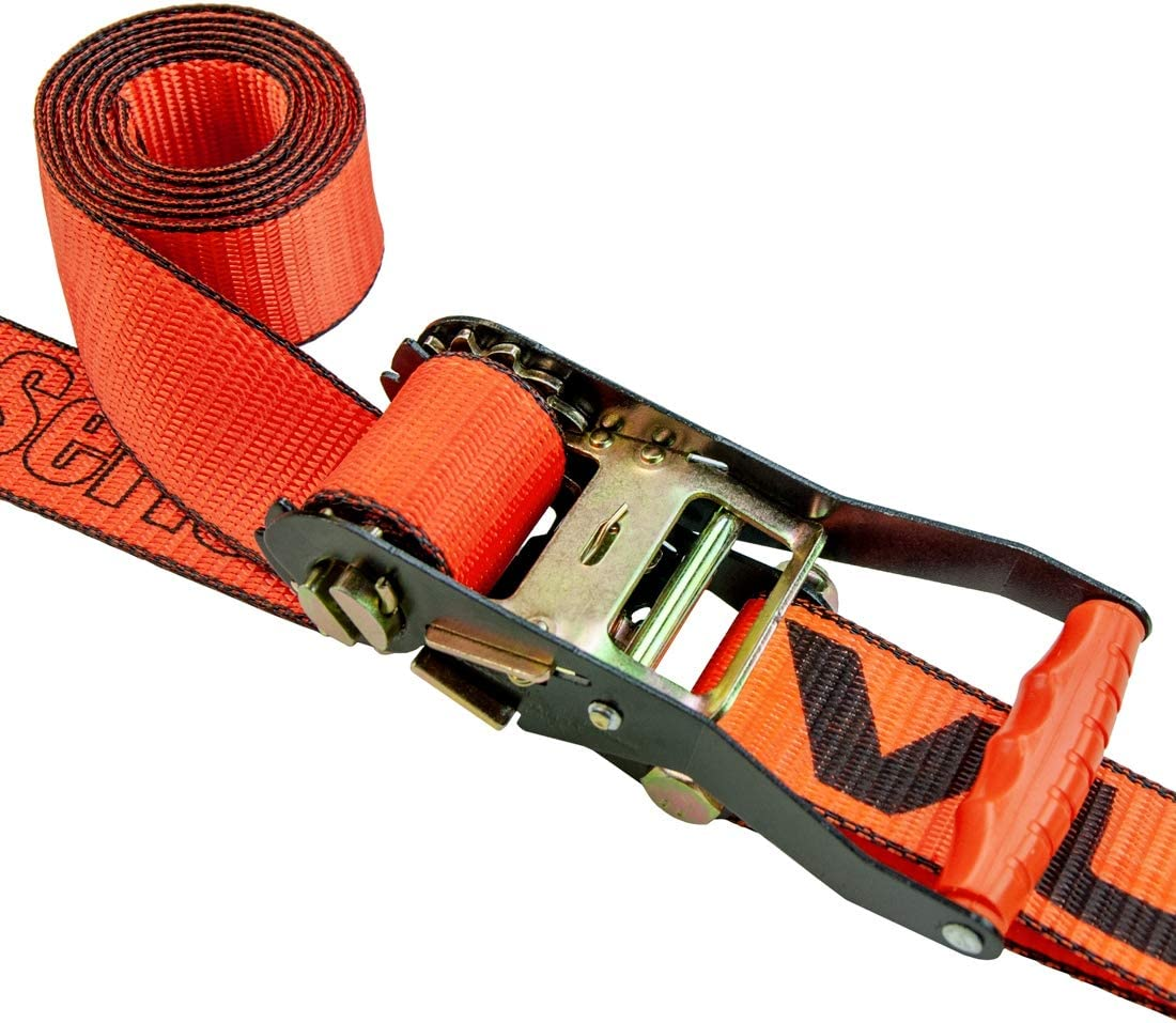 4 4 Includes and 4 36 Axle Straps 8 Snap Hook Ratchet Straps PROSeries 22 Axle Straps, VULCAN Complete Axle Strap Tie Down Kit with Snap Hook Ratchet Straps