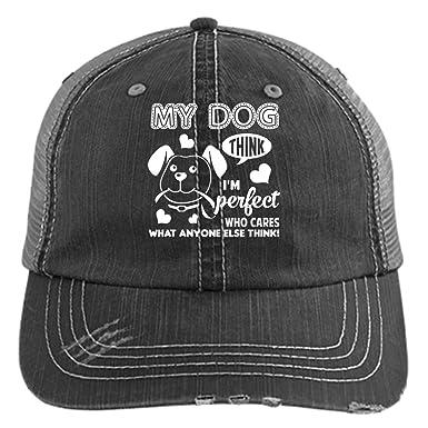 My Dog Think Knit Cap e2135597a316