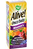 Nature's Way Alive Once Daily Multi-vitamin Ultra Potency - 60 Tablets
