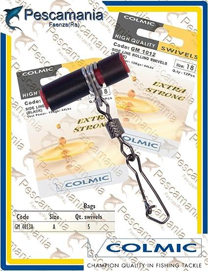 Colmic Girelle Gm 4033 N A Amazon De Sport Freizeit