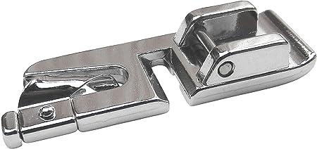Roll dobladillo prensatelas para CARINA, Lidl, Aldi, FIF, TCM, AEG, Privileg, Janome Máquina de coser: Amazon.es ...