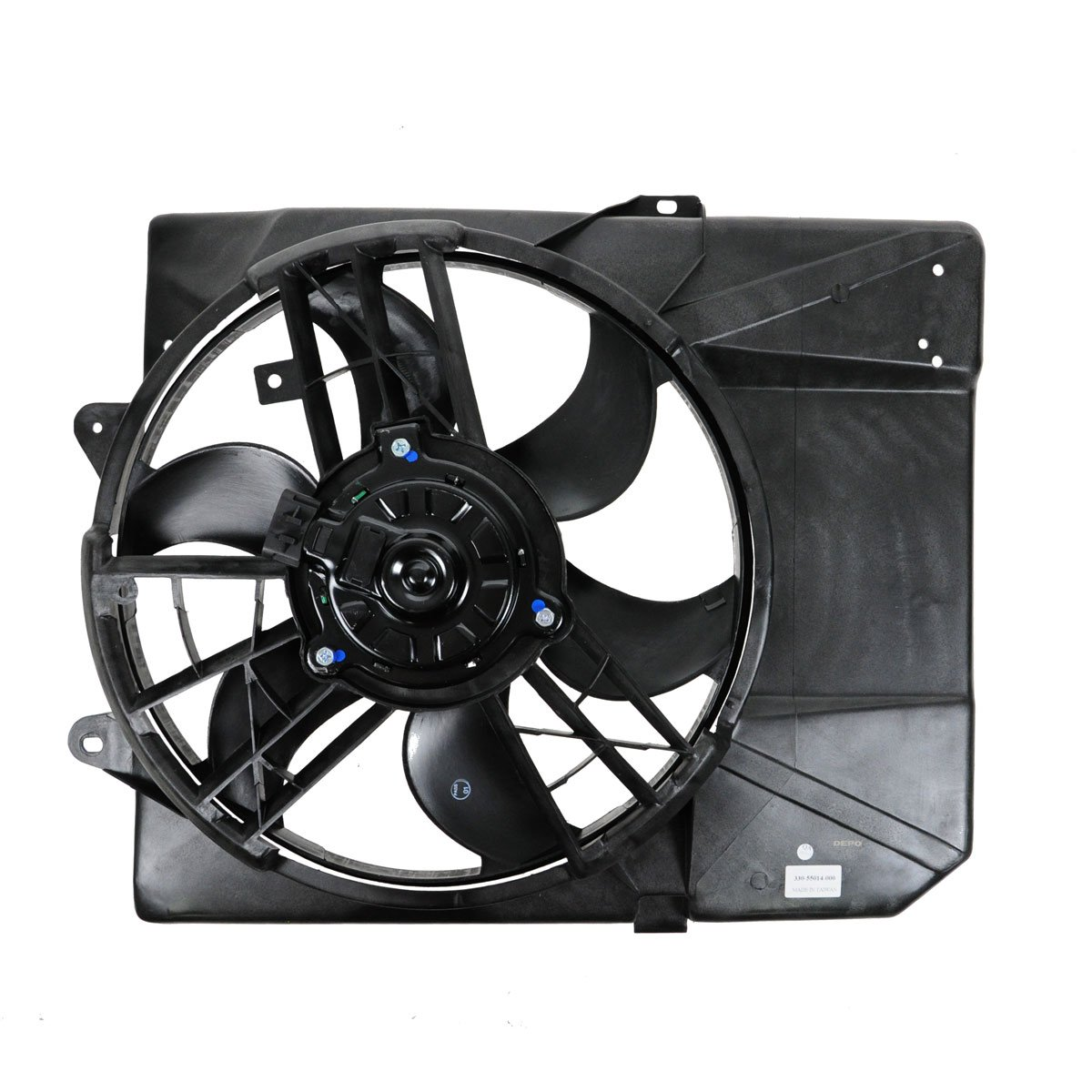 Radiator Cooling Condenser Fan for Escort Tracer w//AC