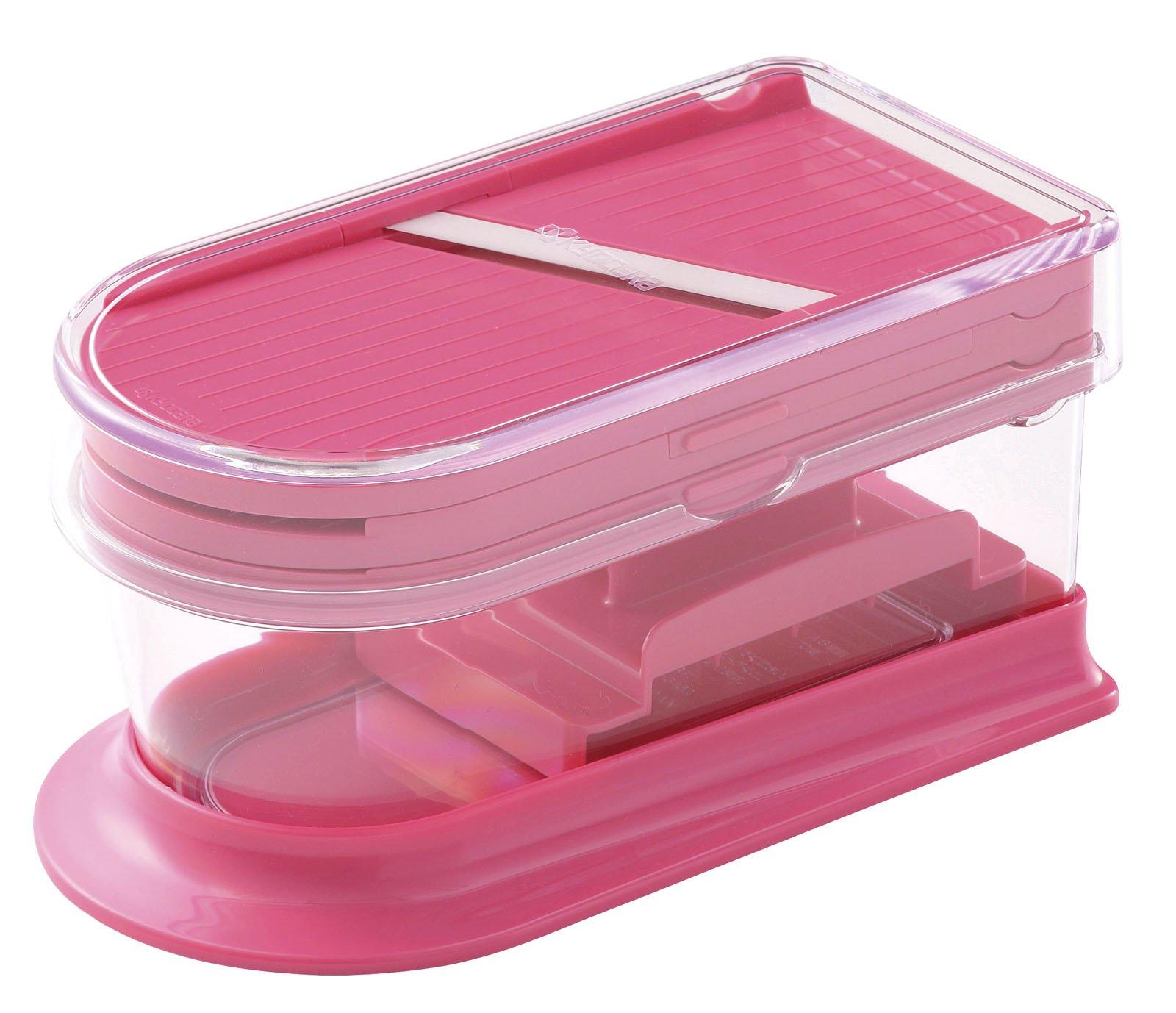 교세라(KYOCERA) 세라믹 핑크 키친 시리즈 세라믹 콤팩트 조리기 세트 CS-350-PK