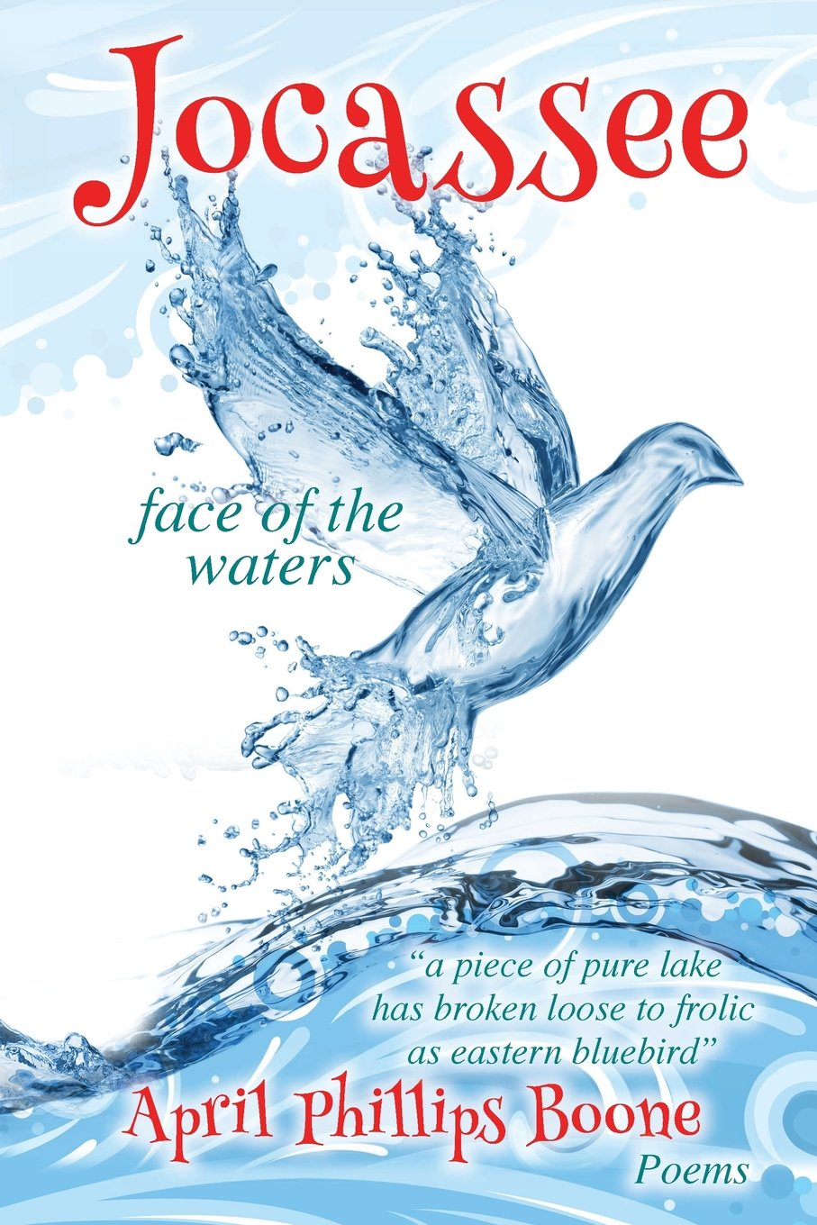 Jocassee: face of the waters