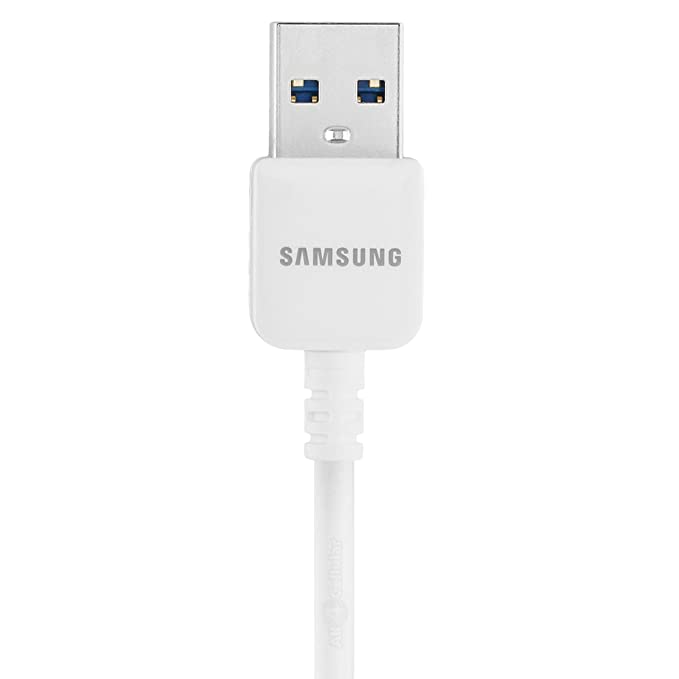 Samsung Galaxy Note 3 USB 3.0 Data Cable - Non-Retail Packaging - White
