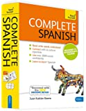 Complete Spanish Beginner to Intermediate Book and Audio Course: Learn to read, write, speak and understand a new language with Teach Yourself