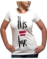 Loud Distribution The Script - This Love Women's T-Shirt