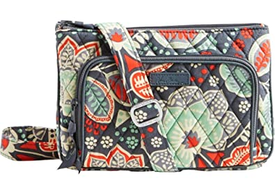 d8ff441e955 Image Unavailable. Image not available for. Color  Vera Bradley Women s  Little Hipster Nomadic Floral ...