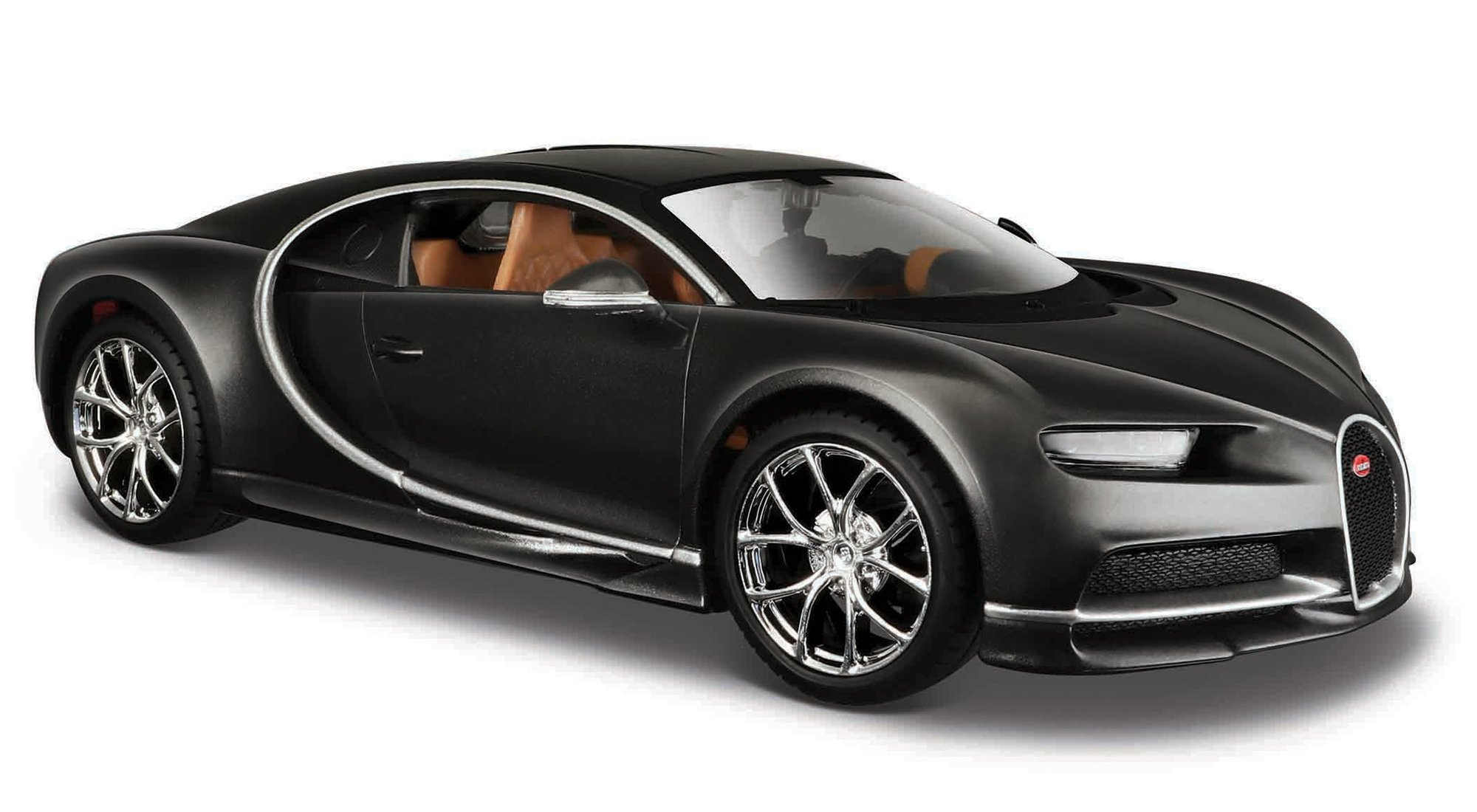 Maisto M31514g 1:24 Scale ''a Bugatti Chiron'' Highly Detail Die-cast Model