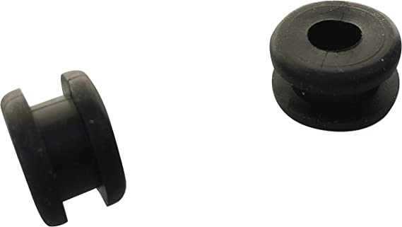 Kabeltülle Offen Gummitülle Kabeldurchführung Für 10mm Qmm 6mm Kabel 5 Stück Beleuchtung