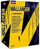 Coffret wallander, saisons 1 à 4