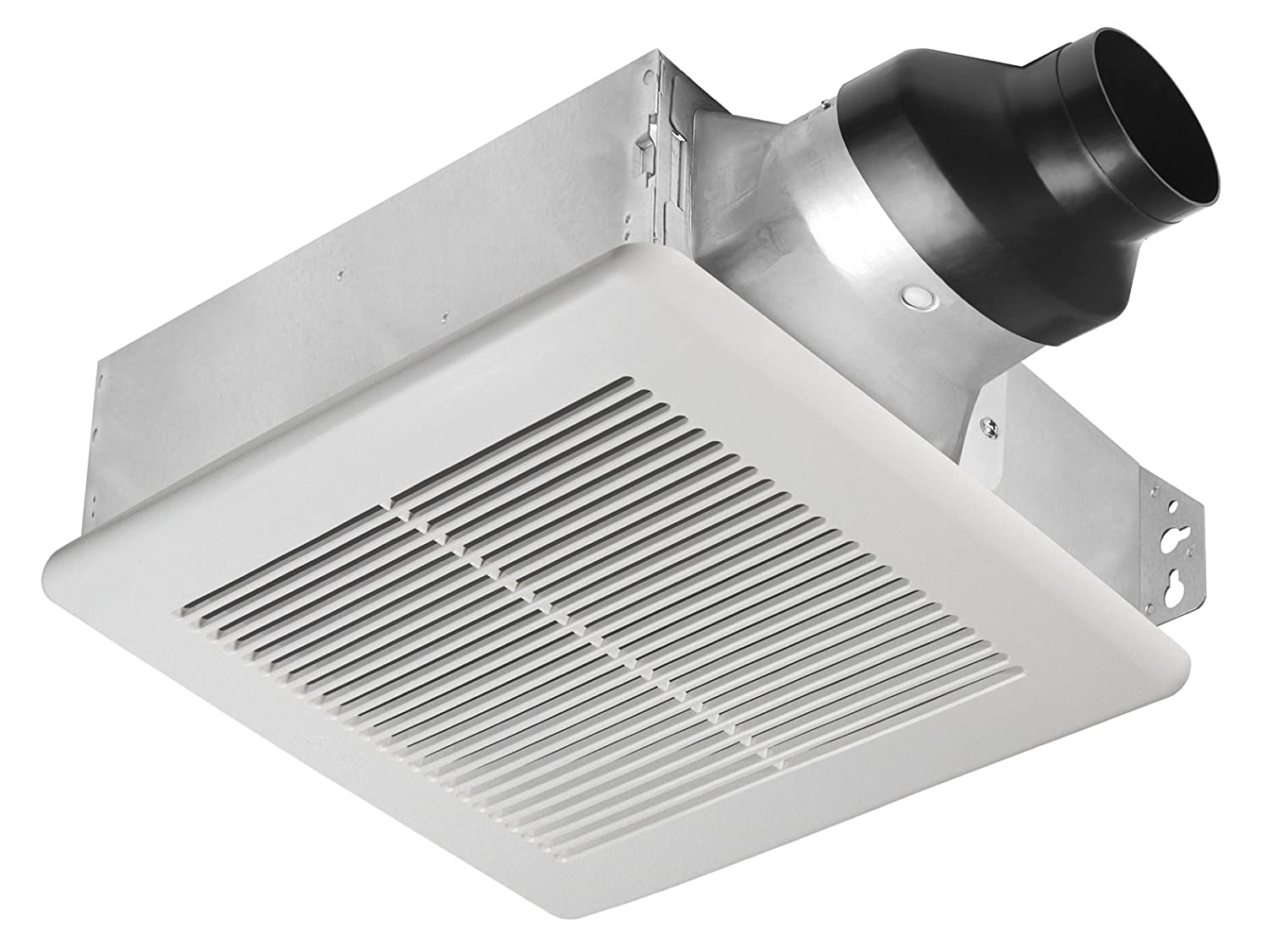 Amazoncom Delta Breez SLM Slim CFM Exhaust Fan Home Improvement - Electrician install bathroom exhaust fan