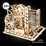 Robotime 3D Puzzle Engineering Toys STEM Learning