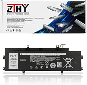 """ZTHY New 5R9DD Battery Replacement for Dell Chromebook 11 3120 11.6"""" Celeron-N2840 CRM3120-1667BLK P22T P22T001 Series Ultrabook Laptop KTCCN 0KTCCN XKPD0 P22T001 Built-in Notebook 11.1V 43Wh 3-Cell"""