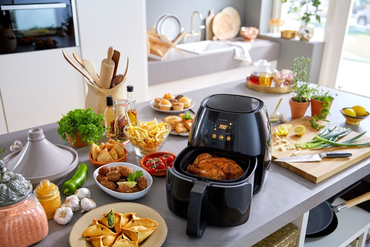 Best Large-Capacity Air Fryers in 2020: Reviews & Buying Guide 2