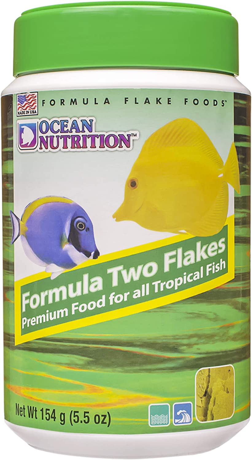 Ocean Nutrition Food Formula2 Flake, 5.5 oz
