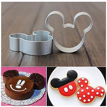 Amazon De Daynecety10pc Micky Maus Kekse Kuchen Form Set Backen Diy