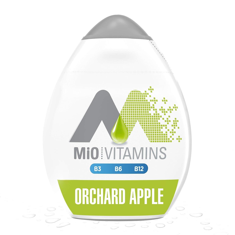 MiO Vitamins Orchard Apple Liquid Water Enhancer Drink Mix (1.62 fl oz Bottle)