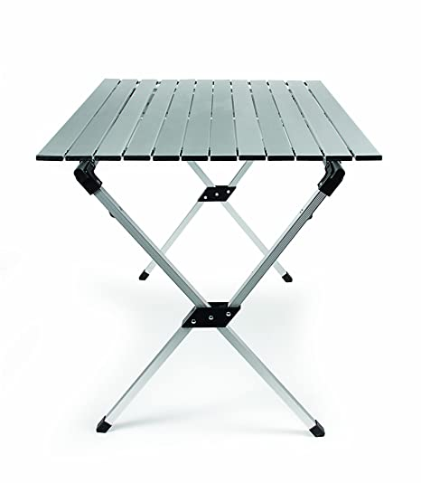 Charmant Camco 51892 Aluminum Roll Up Table With Carrying Bag