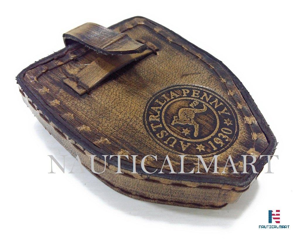 NAUTICALMARTオーストラリアペニー1930 'レザーケースfor 2