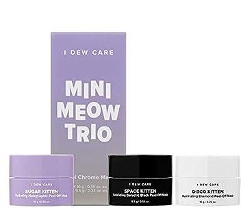 Amazon.com: I Rocío cuidado Mini Meow cara máscara Trio ...