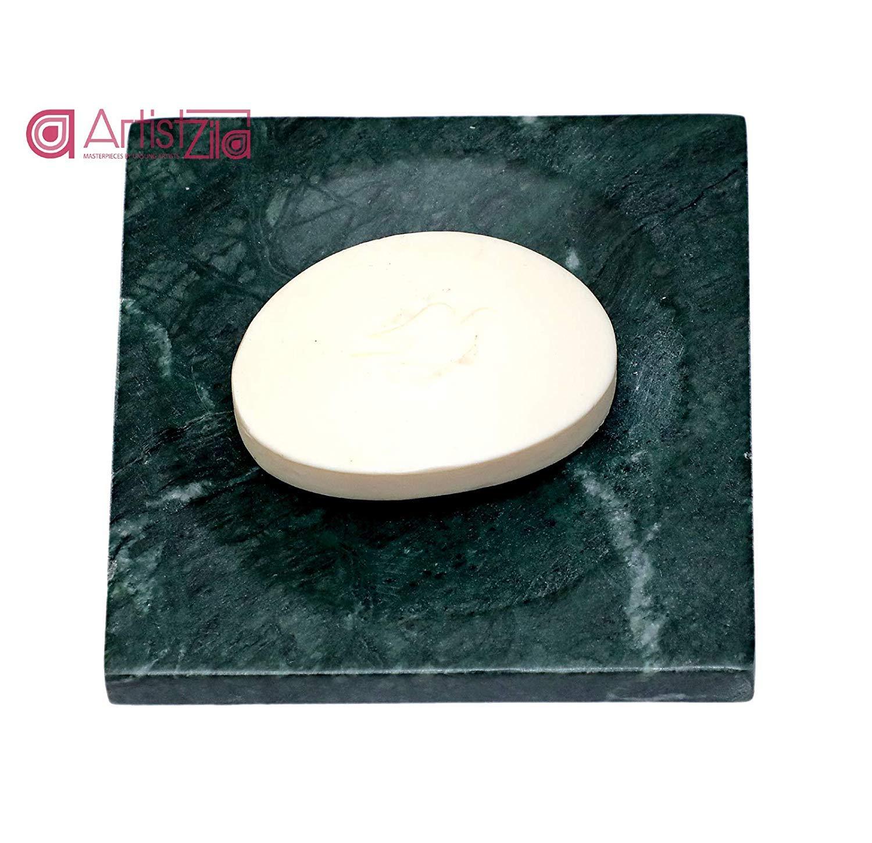 Amazoncom Artistzila Natural Granite Marble Soap Dish Bathroom