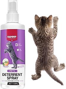 Inscape Data Cat Spray Deterrent, Cat & Kitten Training Aid with Bitter Anti Scratch Furniture Protector, Establish Boundaries & Keep Cats Off