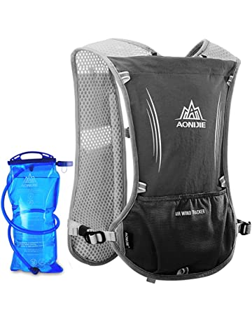 903106e7147d Lixada Outdoor Hydration Bladder Bag Running Foldable PEVA Water Bag Sports  Water Bladder for Camping Hiking