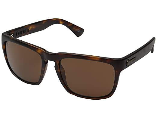 6f0fbfe00a0 Image Unavailable. Image not available for. Color  Electric Knoxville  Sunglasses Matte Tortoise Shell with Melanin Bronze Lens