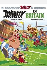 Asterix in Britain: Album 8 Paperback