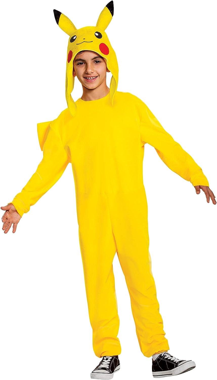 Pikachu Pokemon Deluxe Child Costume