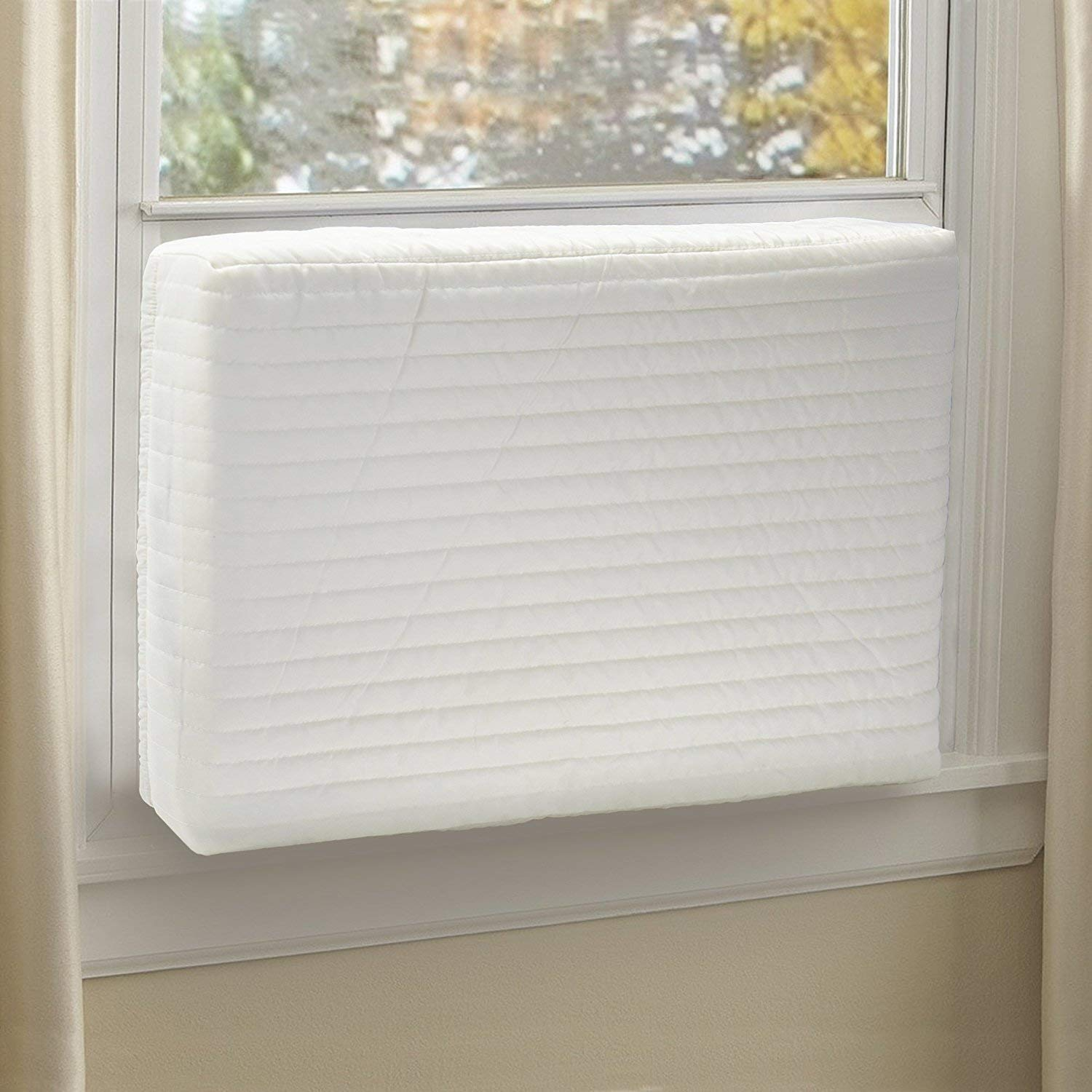 Jeacent Indoor Air Conditioner Cover Double Insulation Medium by Jeacent