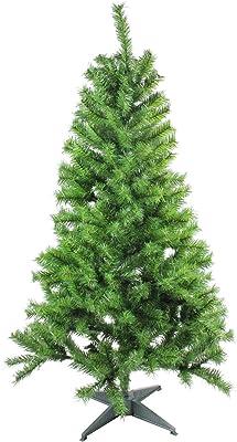 KSA 4.5' Sugar Pine Slim Artificial Christmas Tree - Unlit
