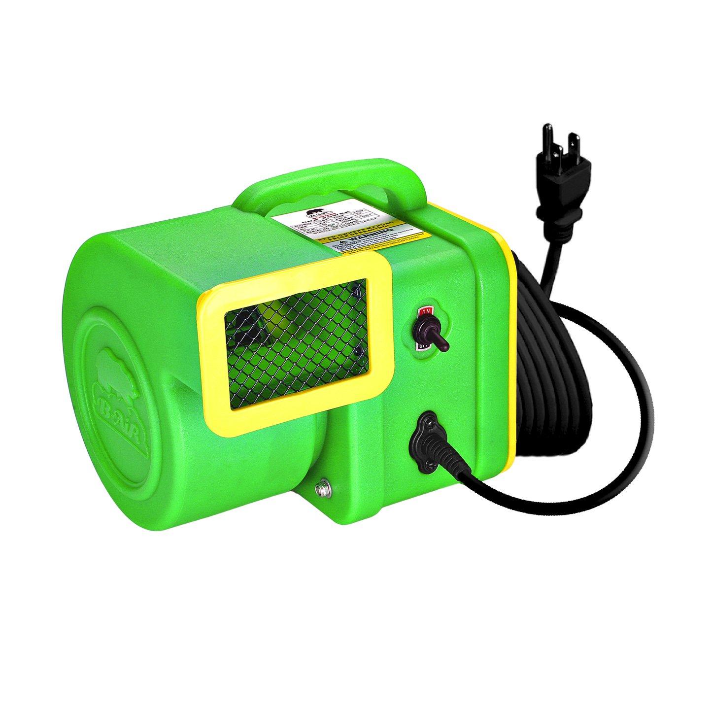 B-Air Pet Dryer Airmovers CP-1 ETL G B-Air CUB ETL Approved Pet Dryer Airmover