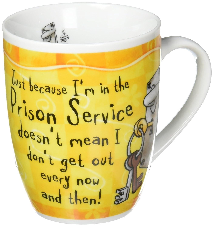 Occupational Mugs Correction Officer Mug Dandelion