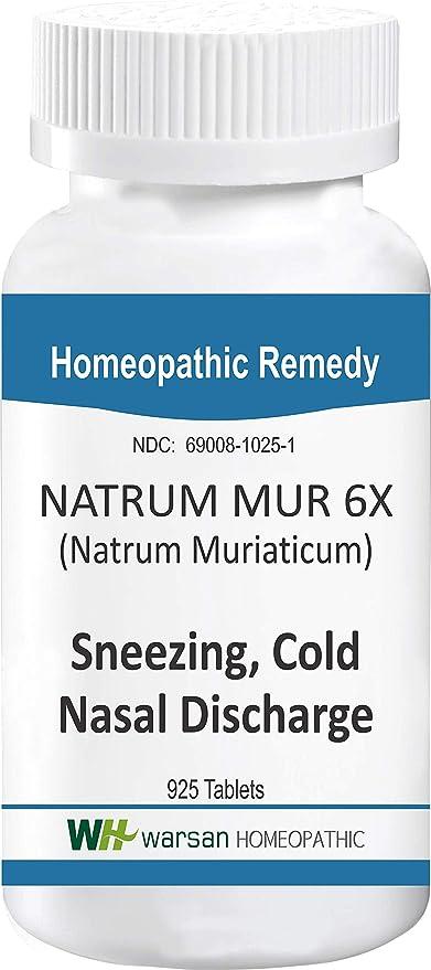 Amazon.com: NATRUM MUR 6X - Sales de seda homeopática ...