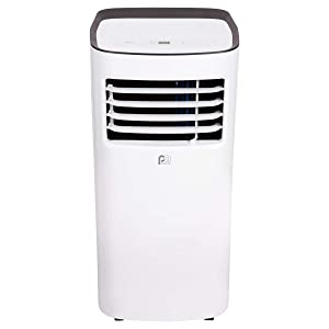 Perfect Aire PORT8000A 8,000 BTU Compact Portable Air Conditioner, 350 Sq. Ft. Coverage