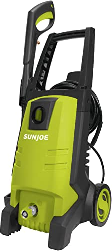 Sun Joe SPX2500 Pressure Joe 1885 PSI 1.59 GPM 13 Amp Electric Pressure Washer