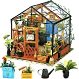 Rolife DIY Dollhouse Miniature Furniture Kit with Accesories-Creative Christmas/Birthday Handcraft Gift for Women and Girls (
