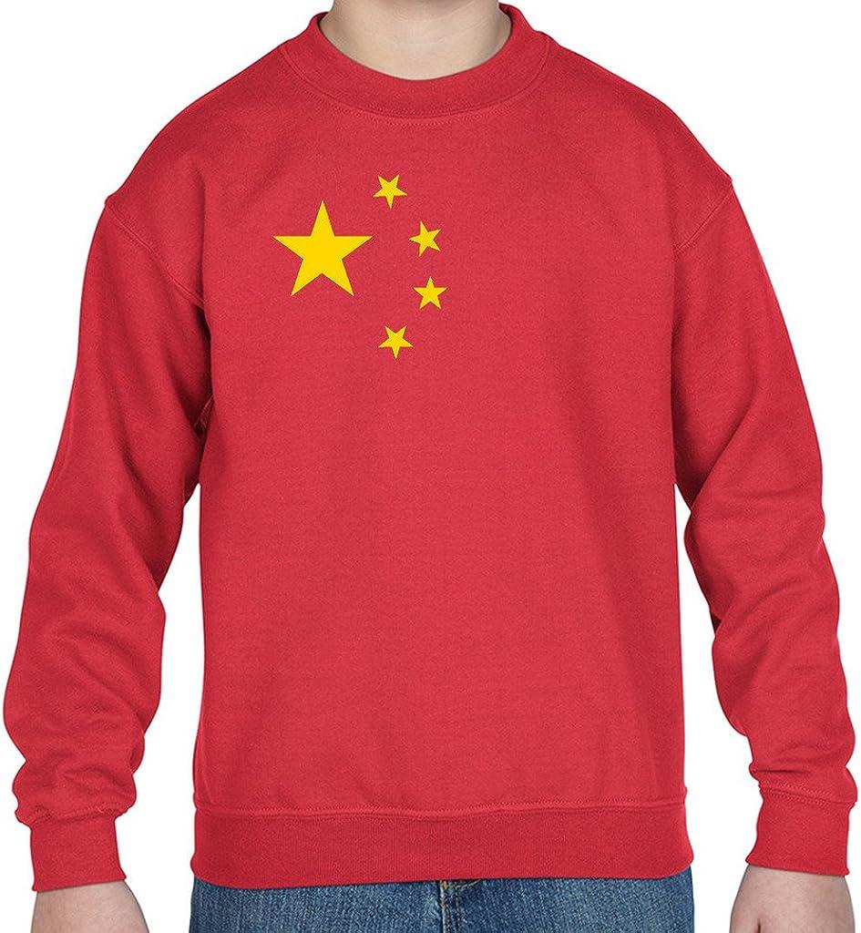 zappatee Childrens China Sweat Shirt