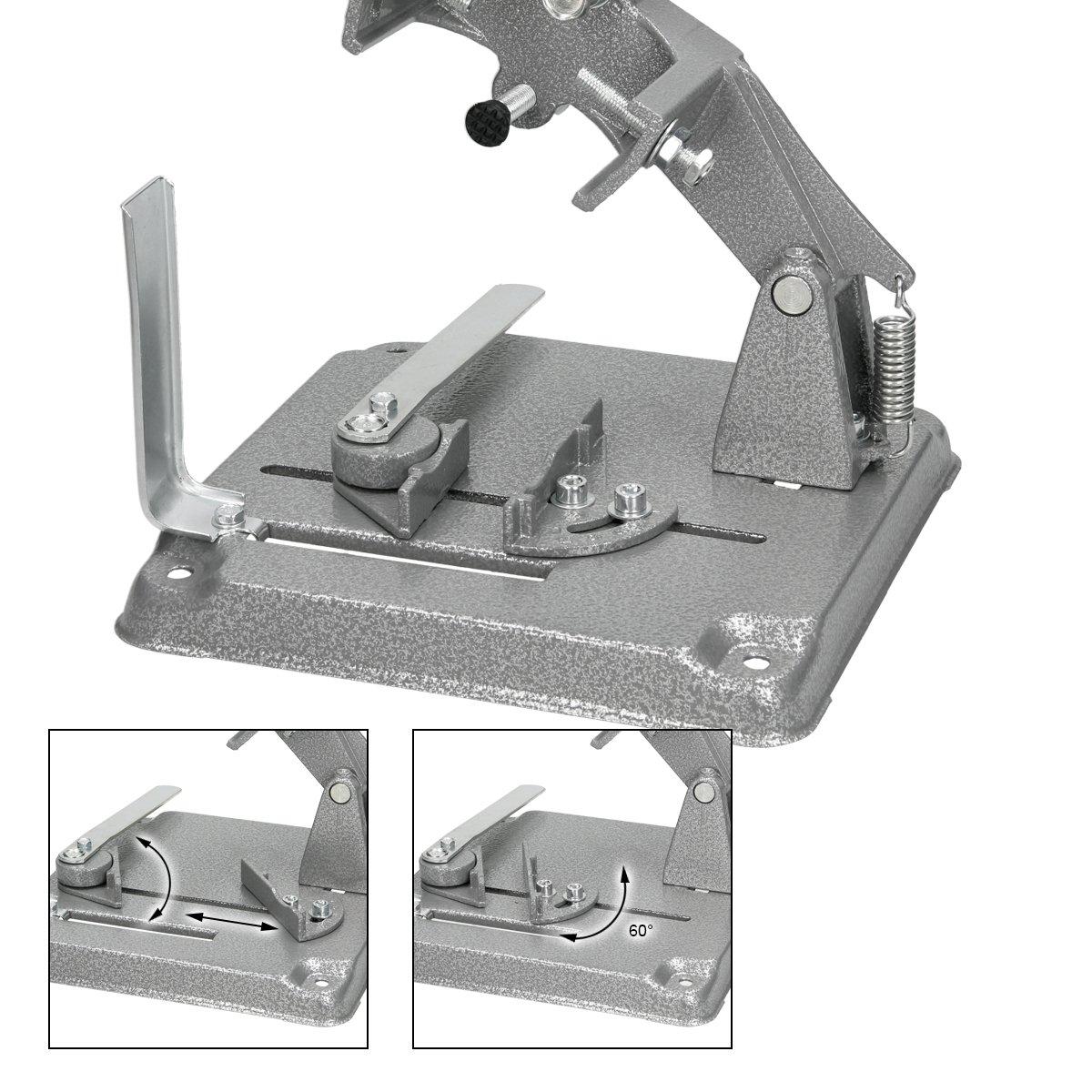 Trennständer Trenn Ständer Winkelschleifer 115//125mm Schneider Trennschleifer