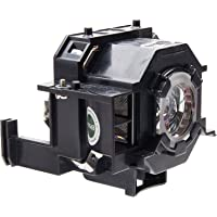 CTLAMP E41 Replacement Projector Lamp General Lamp/Bulb with Housing For ELPLP41 PowerLite 77c / PowerLite 78…