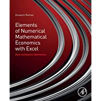 Elements of Numerical Mathematical Economics with Excel: Static and Dynamic Optimization