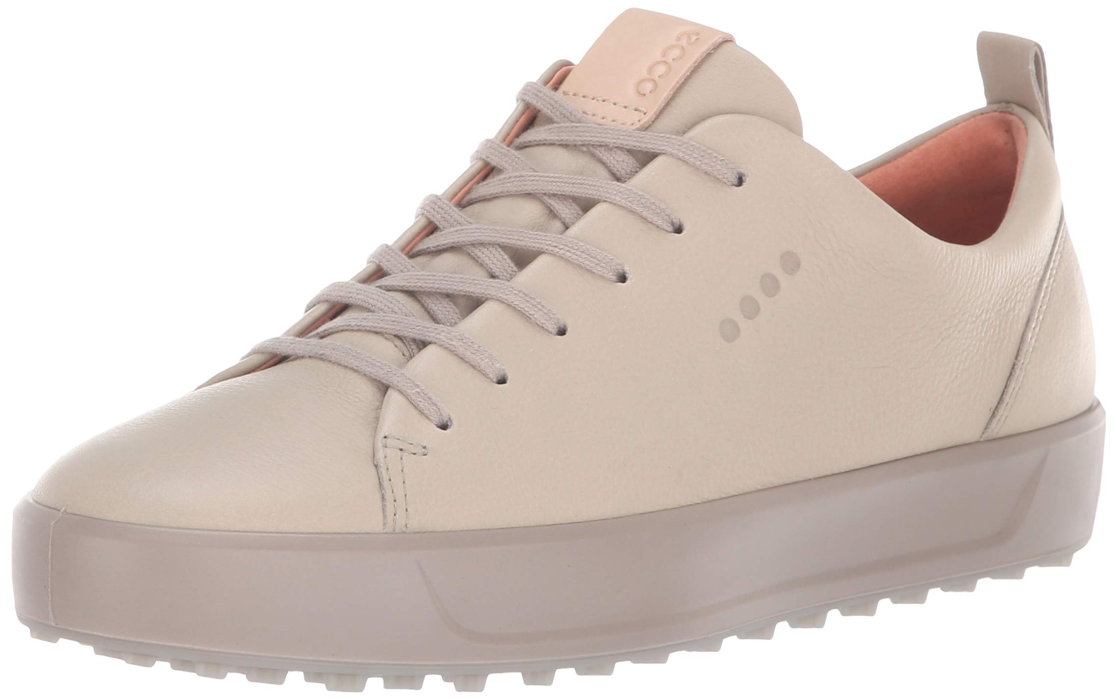 ECCO Women's Soft Low Hydromax Golf Shoe, oyester, 36 M EU (5-5.5 US)